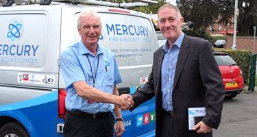 Mercury Security Nottingham